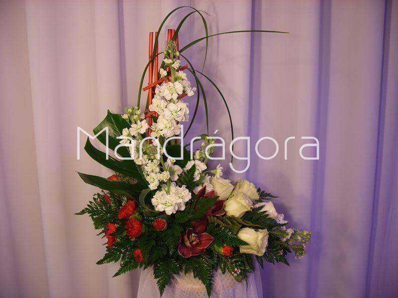 Centro de flores naturales - Centro de flores naturales ...